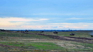 Cephe hattında bir Azerbaycan askeri hayatını kaybetti