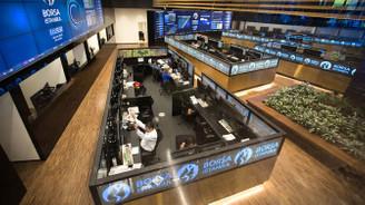 Borsa panik sonrası toparlandı