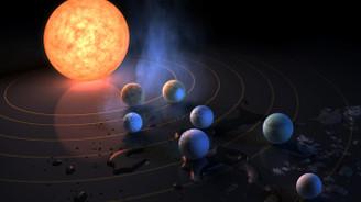 NASA'dan 7 yeni gezegen keşfi