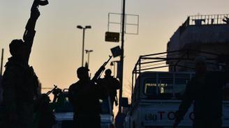 El Bab'ın güneyinde ÖSO ile rejim güçleri çatıştı