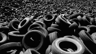 Hurda lastiklerden ekonomiye 312 milyon liralık katkı
