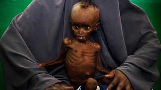 Afrika'da 20 milyon kişi açlık tehdidi altında