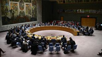 Rusya ve Çin'den BMGK tasarısına veto