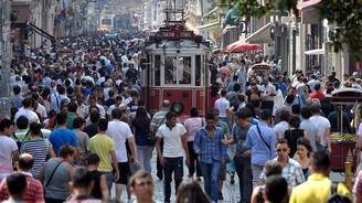 Erkeklerin nüfus egemenliği 55 yaşında bitiyor
