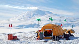 Türkiye Antartika'da hak iddia ediyor