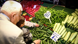 Yüksek enflasyonun nedeni 'gıda'