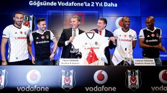 Vodafone'la devam!