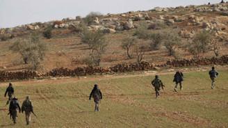 El Bab'da stratejik tepeler ele geçirildi