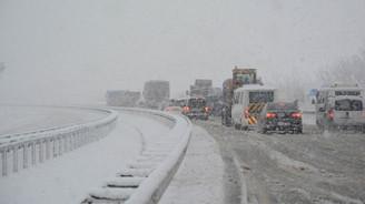 İstanbul'a kar yağışı geri dönüyor