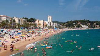 İspanya'ya giden İngiliz turist sayısında rekor artış