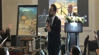 Mehmet Şimşek'in resmi 151 bin liraya satıldı
