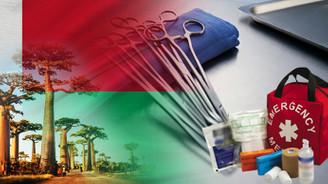 Türk malı medikal ürünlere Madagaskar'dan talep var