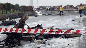 Eczacıbaşı Holding'e ait helikopter düştü