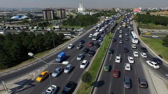Başkentte yarın bazı yollar trafiğe kapalı