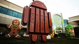Dünden bugüne Android'in tatlıları