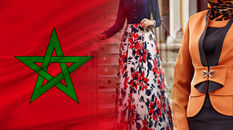 Fas pazarı için Türk malı tesettür giyim isteniyor
