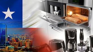 Türk malı mutfak aletleri Şili'den talep ediliyor