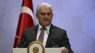 Başbakan Yıldırım, İbadi ile terörle mücadeleyi görüştü