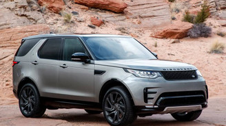 Yeni Land Rover Discovery Türkiye'de