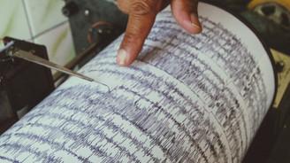 Mersin açıklarında deprem