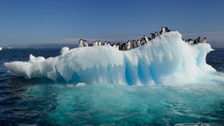 Güney Kutbu'nda sıcaklık rekoru kırıldı