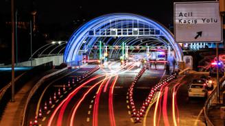 Avrasya Tüneli geçiş ücreti internetten ödenecek