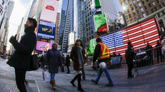 ABD'de işsizlik maaşı talebi 44 yılın dibinde