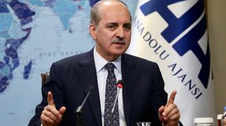Kurtulmuş: Suriyelilerin vatandaş yapılması gibi bir durum yoktur