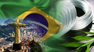Brezilyalı firma toptan galvanizli tel ithal edecek