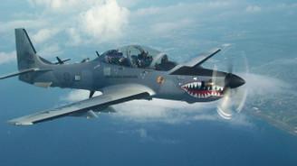 ABD, Afganistan'a 4 savaş uçağı hibe etti