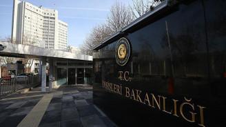 Norveç büyükelçisi bakanlığa çağrıldı