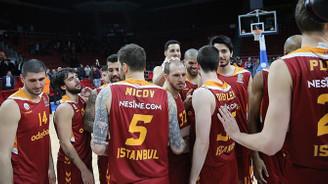 Galatasaray, UNICS Kazan'ı mağlup etti