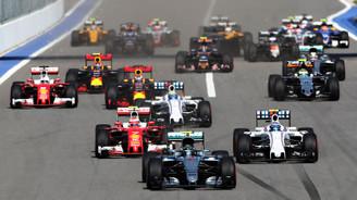Formula 1'de sezon başlıyor