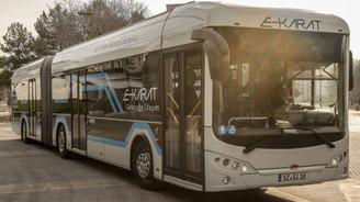Karsan ve Bozankaya'dan yerli elektrikli otobüs atağı