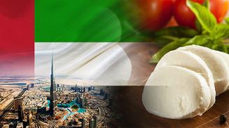 BAE ve Pakistan için mozarella peyniri bayiliği almak istiyor