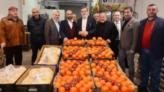 Bursa'da esnafın güçlenmesi hedefleniyor