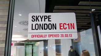 Skype'ın Stockholm ve ve Londra ofisleri kapandı