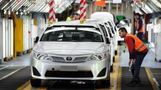 Toyota 2,9 milyon aracı geri çağırdı
