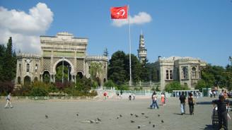 İstanbul Üniversitesinde 37 gözaltı