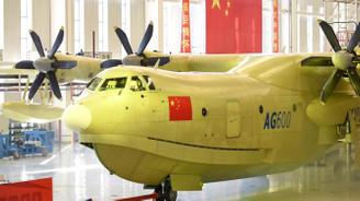 Çin'in dev uçağı gün sayıyor