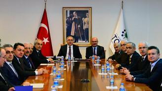 TOKİ ve ATO 'tekstilciler sitesi' kuracak
