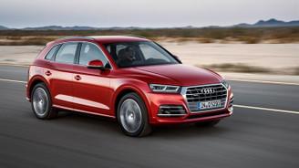 Yeni Audi Q5'e güvenlikten tam not