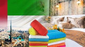 BAE'li firma otel tekstilleri, havluları satın alacak