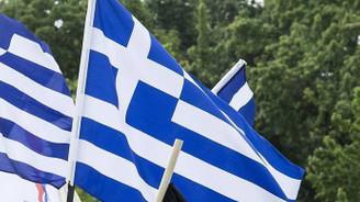 Yunan ekonomisi yüzde 1,1 küçüldü