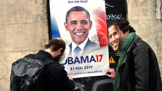 Fransızlar Obama'yı istiyor