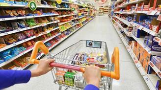 İngiltere'de gıda fiyatları hızlı yükseldi