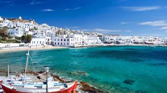 Yunan adalarında 'kapıda vize'ye devam