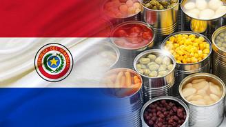 Paraguay pazarı için konserve ithal edilecek