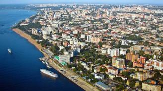 THY'nin 250'nci destinasyonu: Samara
