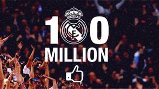 Real Madrid'den bir ilk